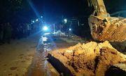 Vụ sập bờ kè đất 2 người thương vong tại Yên Bái: Xác định nguyên nhân ban đầu