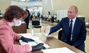 Người dân Nga ủng hộ sửa đổi hiến pháp, mở đường cho Tổng thống Putin nắm quyền tới năm 2036
