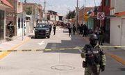 Xả súng kinh hoàng tại Mexico, hàng chục người thiệt mạng