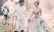 Tổ chức tiệc hoành tráng kỷ niệm 8 năm ngày cầu hôn vợ, đại gia Minh Nhựa khiến cộng đồng mạng xuýt xoa vì món quà xa xỉ