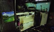 Hà Nội: Cháy chung cư lúc nửa đêm vì chủ căn hộ nấu đồ ăn quên tắt bếp
