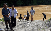 Tìm thấy nạn nhân trượt chân rơi xuống sông ở Lai Châu
