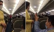 Kết đắng cho nam hành khách lăng mạ, đe dọa tiếp viên trên máy bay
