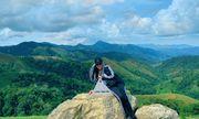 Hoa hậu Hằng Nguyễn chinh phục Tà Năng - Phan Dũng, cung đường trekking đẹp nhất Việt Nam