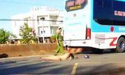 Tin tai nạn giao thông mới nhất ngày 5/7: Nữ công nhân chết thảm dưới gầm xe khách