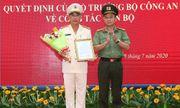 Thượng tá Huỳnh Hoài Hận giữ chức vụ Phó Giám đốc Công an tỉnh Sóc Trăng