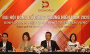 Bà Đặng Kiện Phương được bầu làm Chủ tịch HĐQT Digiworld