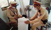 CSGT ngăn nam thanh niên quê Nam Định nhảy cầu Chương Dương tự tử