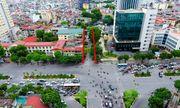 Hà Nội lập thiết kế đô thị tuyến đường Huỳnh Thúc Kháng - Voi Phục dài khoảng 1,3 km