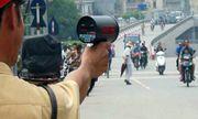 Từ 5/8, CSGT được mặc thường phục bắn tốc độ trong trường hợp nào?