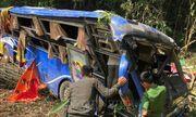 Tin tai nạn giao thông mới nhất ngày 12/7: Đội cứu hộ phải lật xe tìm nạn nhân vụ tai nạn ở Kon Tum