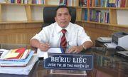 Quảng Nam: Bí thư huyện ủy ở Tây Giang xin nghỉ hưu trước 5 năm