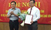 Ông Dương Công Vĩ được bổ nhiệm giữ chức Giám đốc sở GTVT tỉnh Lạng Sơn
