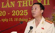 Đại tá Vũ Hoài Bắc tái đắc cử Bí thư Đảng bộ Công an Trà Vinh