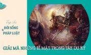 Tây Du Ký: Tôn Ngộ Không sẽ chết ở kiếp nạn này nếu không được Quan Âm Bồ Tát ban cho