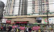 Chủ đầu tư Oriental Plaza chần chừ trong việc tháo dỡ 43 căn hộ xây