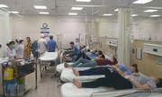 Hơn 100 công nhân làm ca đêm nhập viện nghi do ngộ độc thực phẩm