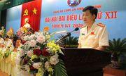 Giám đốc Công an tỉnh được bầu làm Bí thư Đảng ủy Công an tỉnh Thái Bình