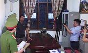 Khám xét khẩn cấp nơi làm việc một cán bộ của Ban Dân tộc tỉnh Nghệ An
