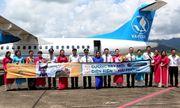 Vietnam Airlines khai trương hai đường bay mới Điện Biên-Hải Phòng, Đà Lạt-Phú Quốc