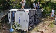Vụ lật xe du lịch ở Quảng Bình: Số người chết tăng lên 13, huy động hơn 100 người cứu hộ