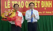 Chân dung Tân Bí thư Huyện ủy Hóc Môn