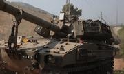 Tin tức quân sự mới nóng nhất ngày 27/7: Israel điều pháo tầm xa và xe bọc thép tới biên giới với Liban