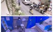 Vụ nổ súng, cướp ngân hàng BIDV tại Hà Nội: Hai nghi phạm di chuyển từ đâu đến địa điểm gây án?