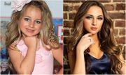 Hoa hậu nhí xinh đẹp nhất nước Mỹ thành triệu phú năm 6 tuổi, càng lớn càng giàu