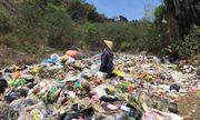 Người dân khốn khổ khi bãi tập kết rác thải gần khu dân cư