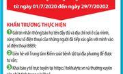 Những ai đến Đà Nẵng từ ngày 1-29/7 cần khai báo y tế