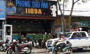28 người Trung Quốc nhập cảnh trái phép, trốn trong phòng thu âm ở TP.HCM