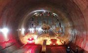 Cận cảnh hầm đường sắt cao tốc dài nhất miền đông Trung Quốc