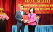 Chân dung cán bộ thế hệ 8X vừa được bầu làm Bí thư huyện ủy Sóc Sơn