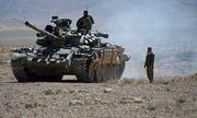 Tin tức quân sự mới nóng nhất ngày 31/7: Quân đội Syria bắn phá dữ dội các vị trí chiến lược của phiến quân