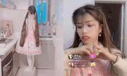 Hotgirl Trung Quốc lỡ tay tắt app làm đẹp để lộ mặt thật \