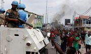 Xả súng kinh hoàng trong lúc say xỉn, lính Congo khiến ít nhất 13 người chết