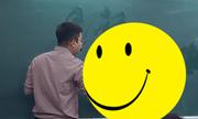 Đám học trò trong lớp náo loạn bởi hành động
