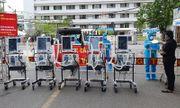 Người chơi lan đột biến tặng 5 máy thở trị giá gần 3 tỷ cho bệnh viện Đà Nẵng