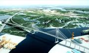 Duyệt chủ trương xây cầu Phước An gần 4.900 tỷ nối nối cảng Cái Mép - Thị Vải với cao tốc