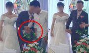 Hội bạn thân tặng quà lầy lội trong ngày cưới, chú rể có màn giải quyết cao tay nhưng chi tiết cuối mới