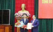 Chân dung tân Bí thư Tỉnh ủy Quảng Trị