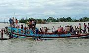 Đắm tàu ở Bangladesh khiến 17 người chết