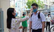 Hà Nội có 3 thí sinh diện F2 phải thi THPT Quốc gia đợt sau