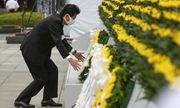 Nhật Bản thu nhỏ quy mô lễ tưởng niệm 75 năm thảm họa bom nguyên tử do Covid-19