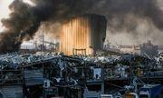Nhà ngoại giao Đức thiệt mạng trong vụ nổ thảm khốc ở Lebanon
