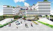Sắp có bệnh viện xanh - thông minh, tiêu chuẩn Anh Quốc giữa lòng Hà Nội