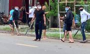 Truy bắt hai băng nhóm đi ô tô cầm mã tấu đâm chém loạn xạ ở Đồng Nai