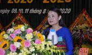 Thanh Hóa: Bà Hà Thị Hương giữ chức Bí thư Huyện ủy Quan Hóa