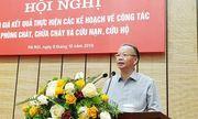Ông Nguyễn Văn Sửu thay ông Nguyễn Đức Chung điều hành UBND TP.Hà Nội